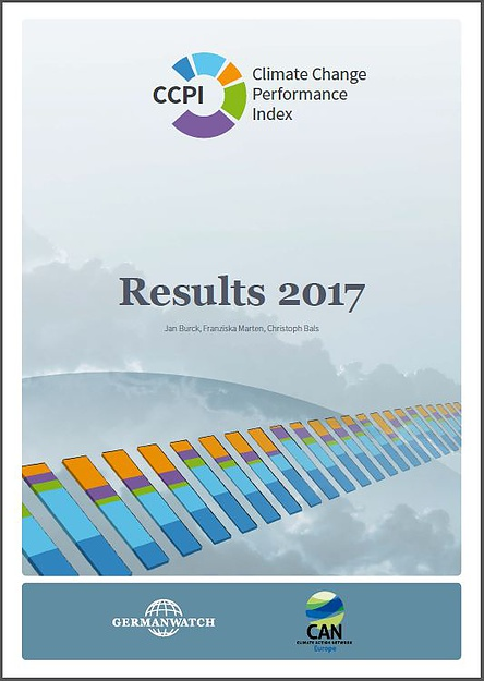 climate change performance index 2017 pdf