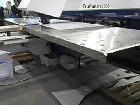 sheet metal punching machine pdf