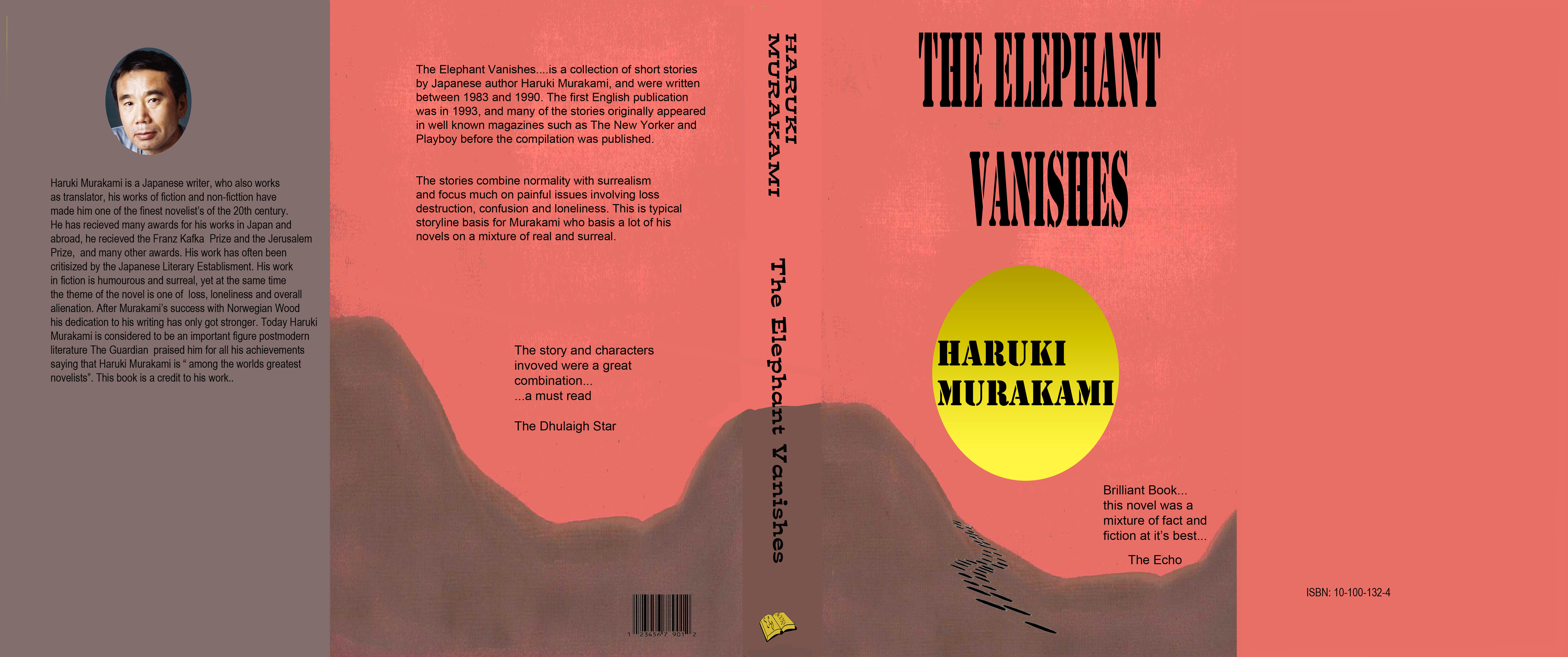 haruki murakami the elephant vanishes pdf