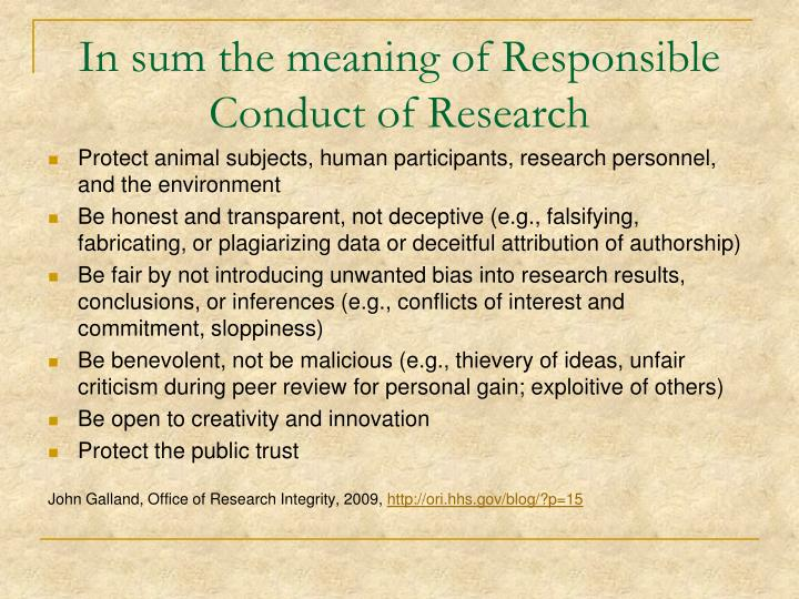 definition of ethics in research pdf
