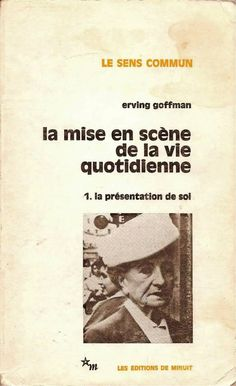 erving goffman frame analysis pdf
