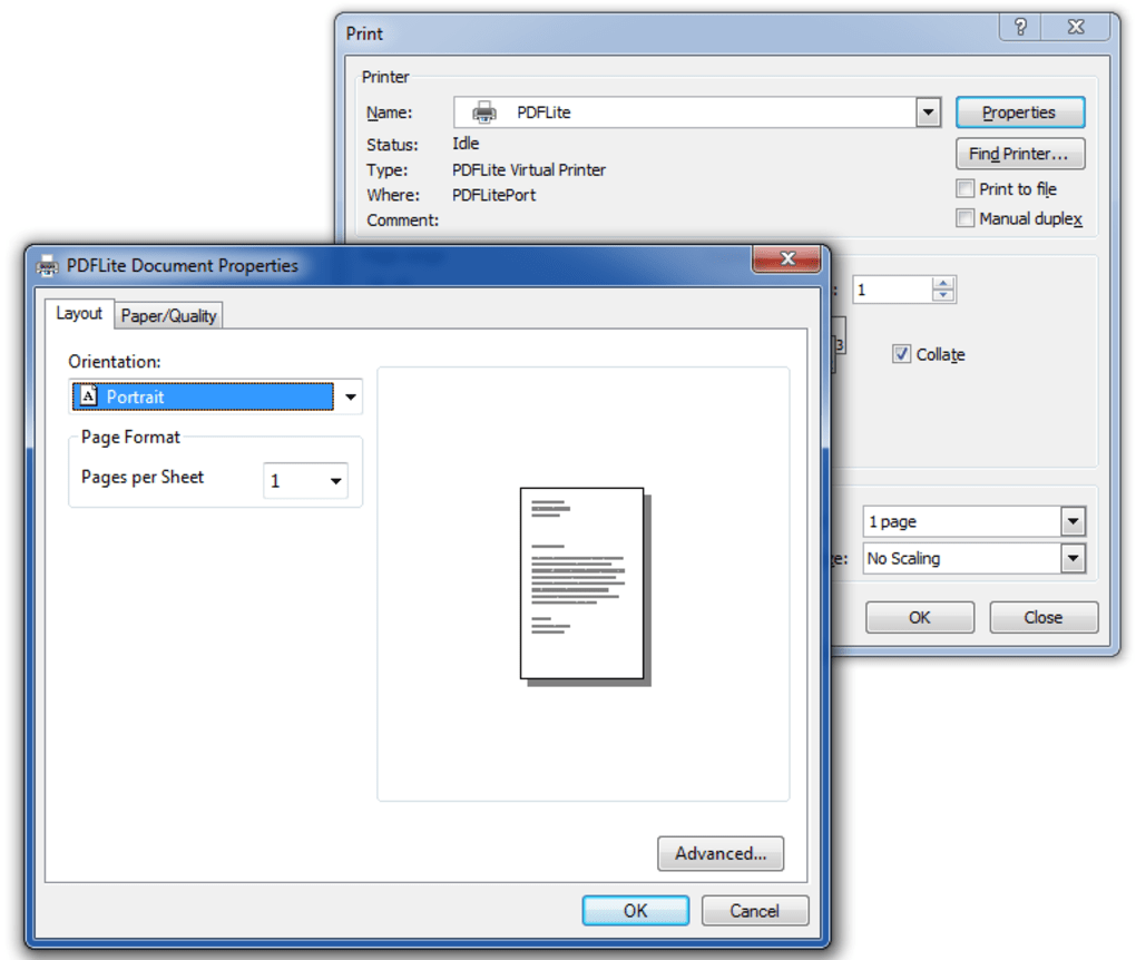 unable to print pdf files windows 8