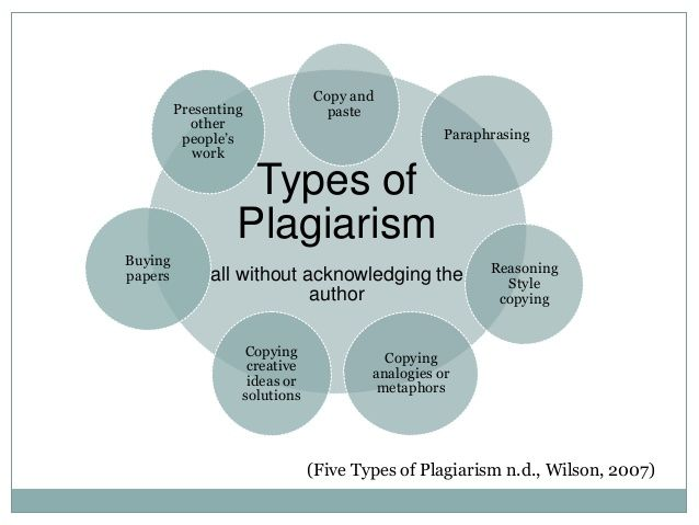 why do students plagiarize pdf