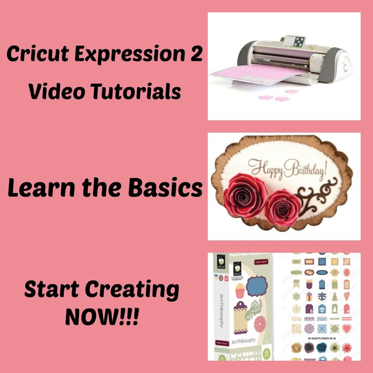 cricut expression 2 user manual pdf