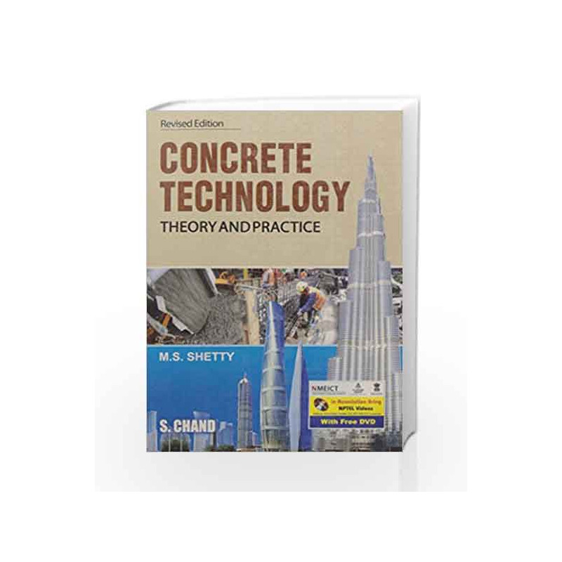 concrete technology book by ms shetty pdf