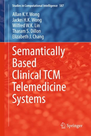 ontology for traditional chinese medicine tcm pdf