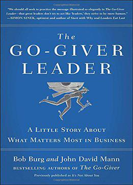 go giver book pdf download