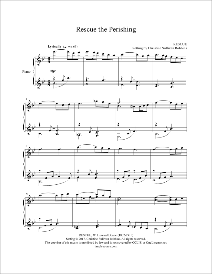 when peace like a river chords pdf