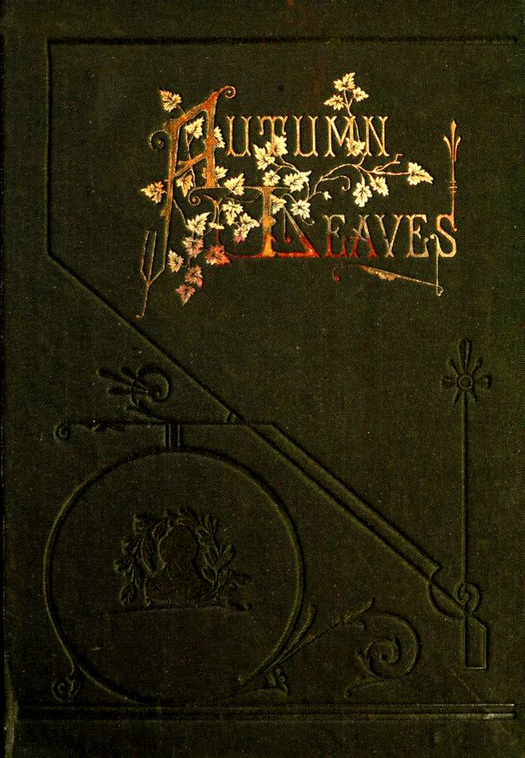 autumn leaves pdf real book