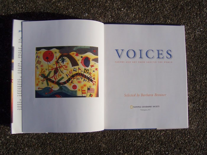 voices poetry and art from around the world pdf