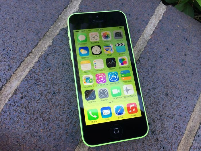 iphone 5c user guide pdf