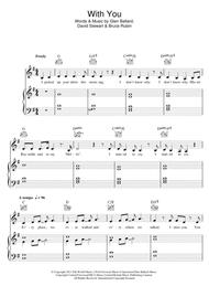 ghost the musical sheet music pdf