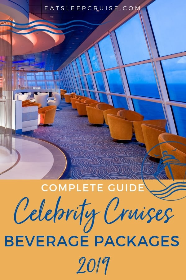 celebrity classic drinks package pdf