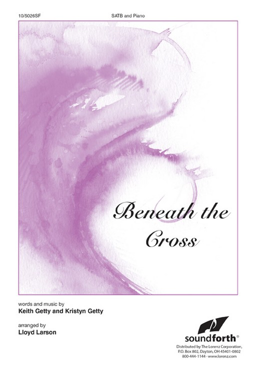 beneath the cross of jesus getty pdf
