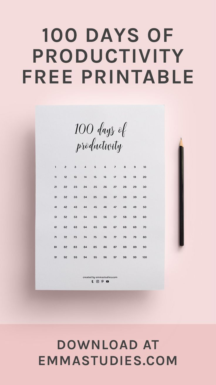 the 100 day 21 pdf