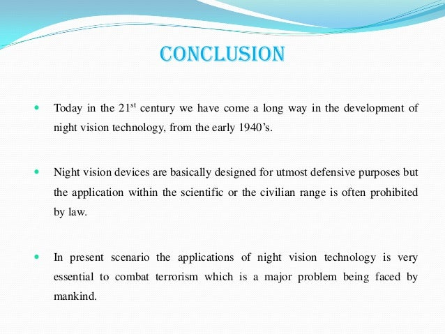 night vision technology in automobiles seminar report pdf