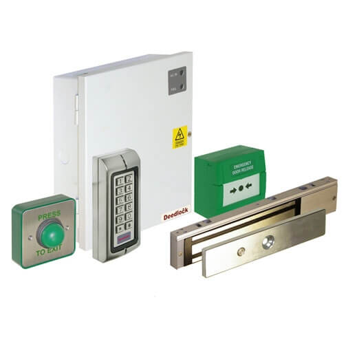magnetic door lock system pdf