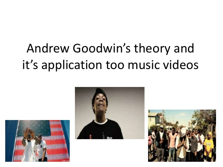 andrew goodwin music video theory pdf