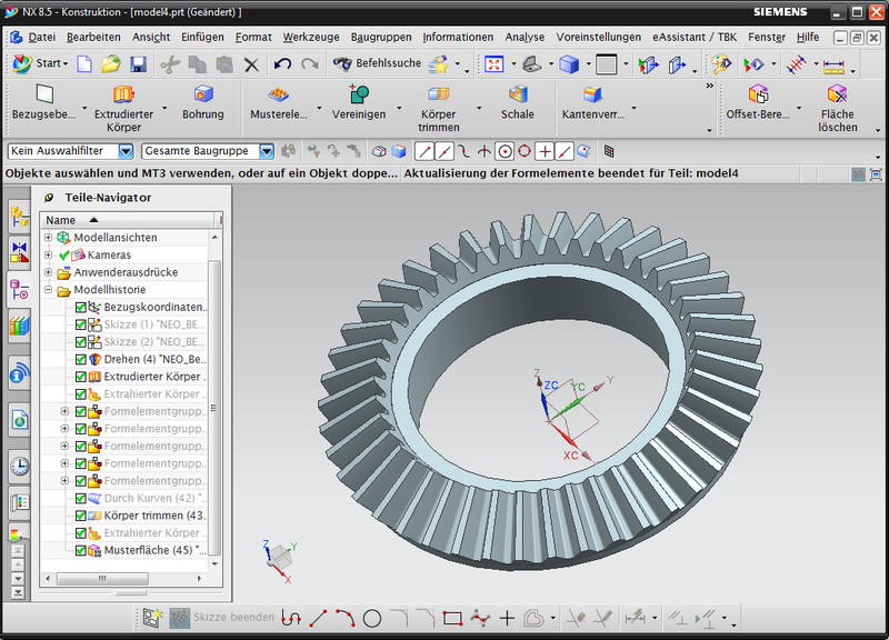 bevel gear design calculation pdf
