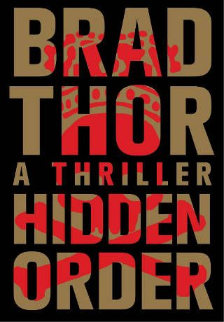 brad thor books in order pdf