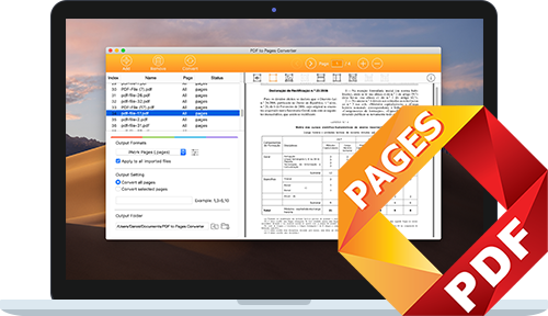 convert pdf pages to images mac