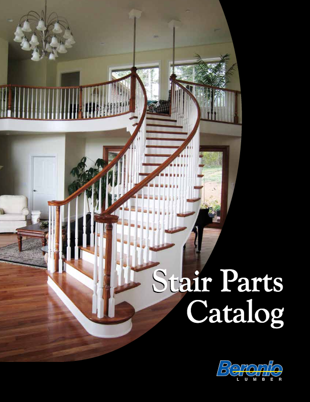 creative stair parts catalog pdf