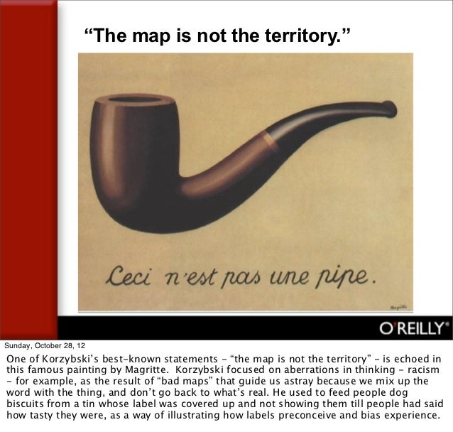 the map is not the territory pdf