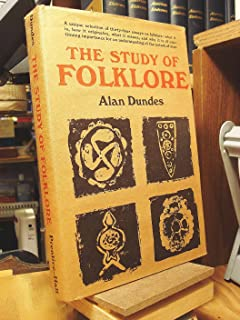 interpreting folklore alan dundes pdf