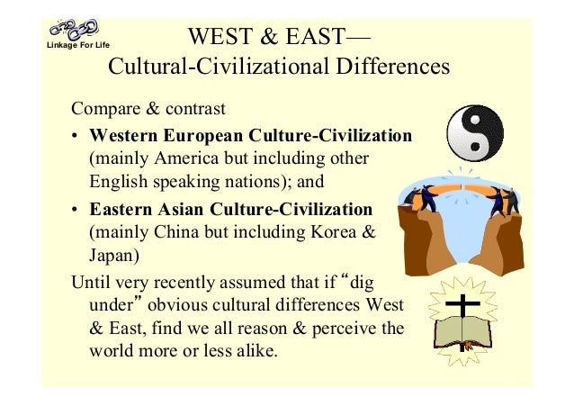 difference between western and eastern culture pdf