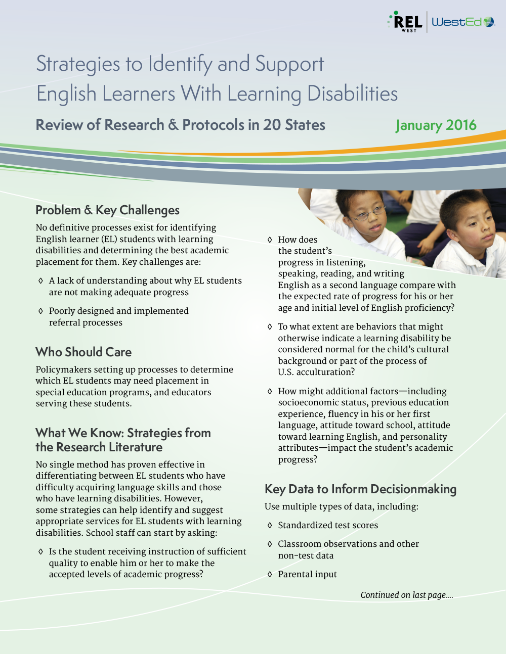 list of learning disabilities pdf