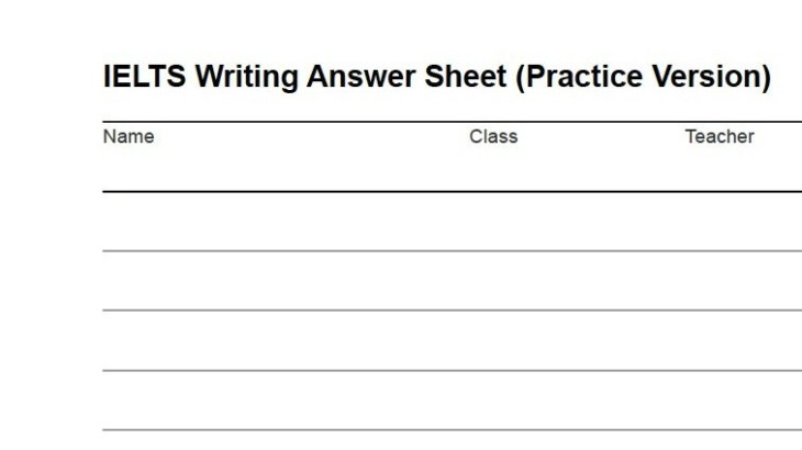 oet writing answer sheet pdf