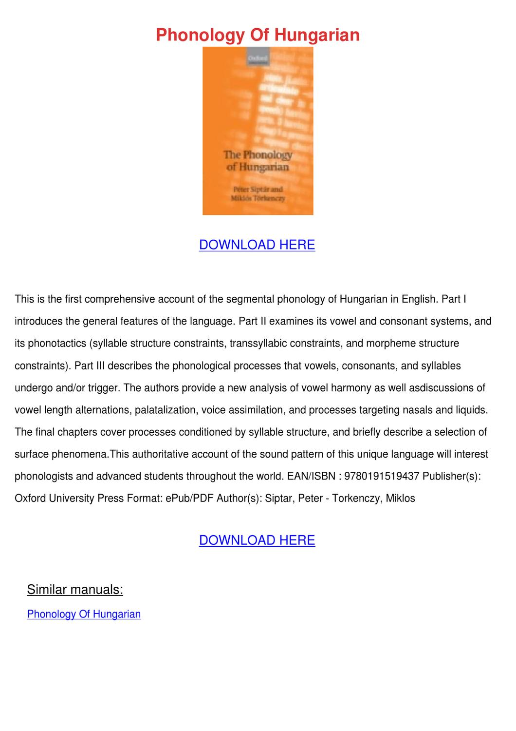peter ladefoged vowels and consonants pdf