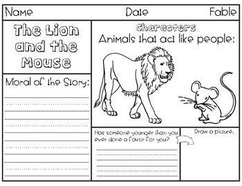the boy who cried wolf worksheet pdf